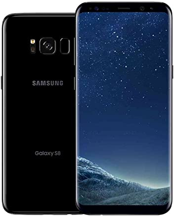 Samsung Galaxy S8 64GB Factory Unlocked Smartphone - US...
