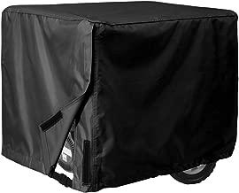 Porch Shield Waterproof Universal Generator Cover 32 x 24 x 24 inch, for Most Generators 5000-10000 Watt, Black