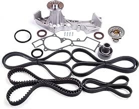 ECCPP Timing Belt Water Pump Kit Fit for 1999 2000 2001 2002 2003 2004 Nissan Frontier/2000 2001 2002 2003 2004 Nissan Xterra