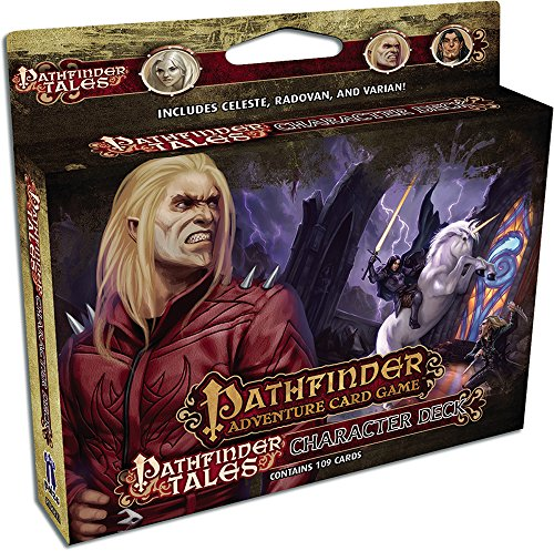 Pathfinder Adventure Card Game: Pathfinder Tales Character D