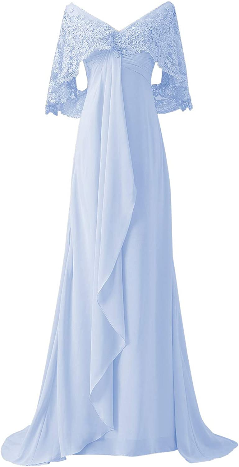 Women's Lace Formal free Bridesmaid Plus Size Sale special price Dresses The B of Mother