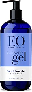 EO Skin-Conditioning Shower Gel - French Lavender - 16 Ounces