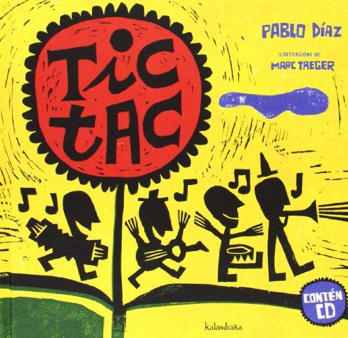 Tic-Tac (Libro-disco)