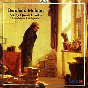 Molique, W.B.: String Quartets - Opp. 18, 28