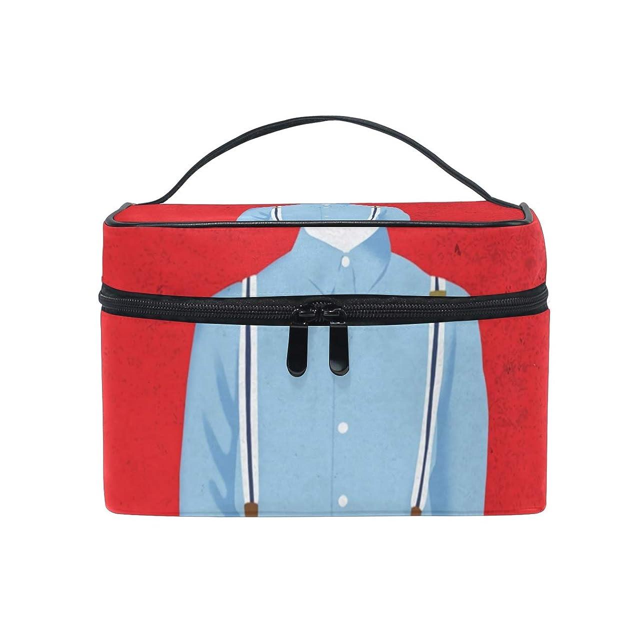 カテゴリー半導体酸メイクボックス テリアブルドッグ柄 化粧ポーチ 化粧品 化粧道具 小物入れ メイクブラシバッグ 大容量 旅行用 収納ケース
