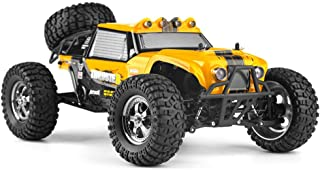 OUYAWEI HBX 12889 1:12 4WD 2.4G RC Car Thruster Drift LED Light Remote Control Desert Truck Off-Road Auto Toys