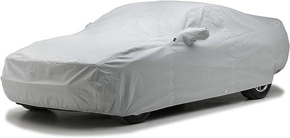 Black Fleeced Satin FS14380F5 Covercraft Custom Fit Car Cover for Select Chevrolet Suburban Models