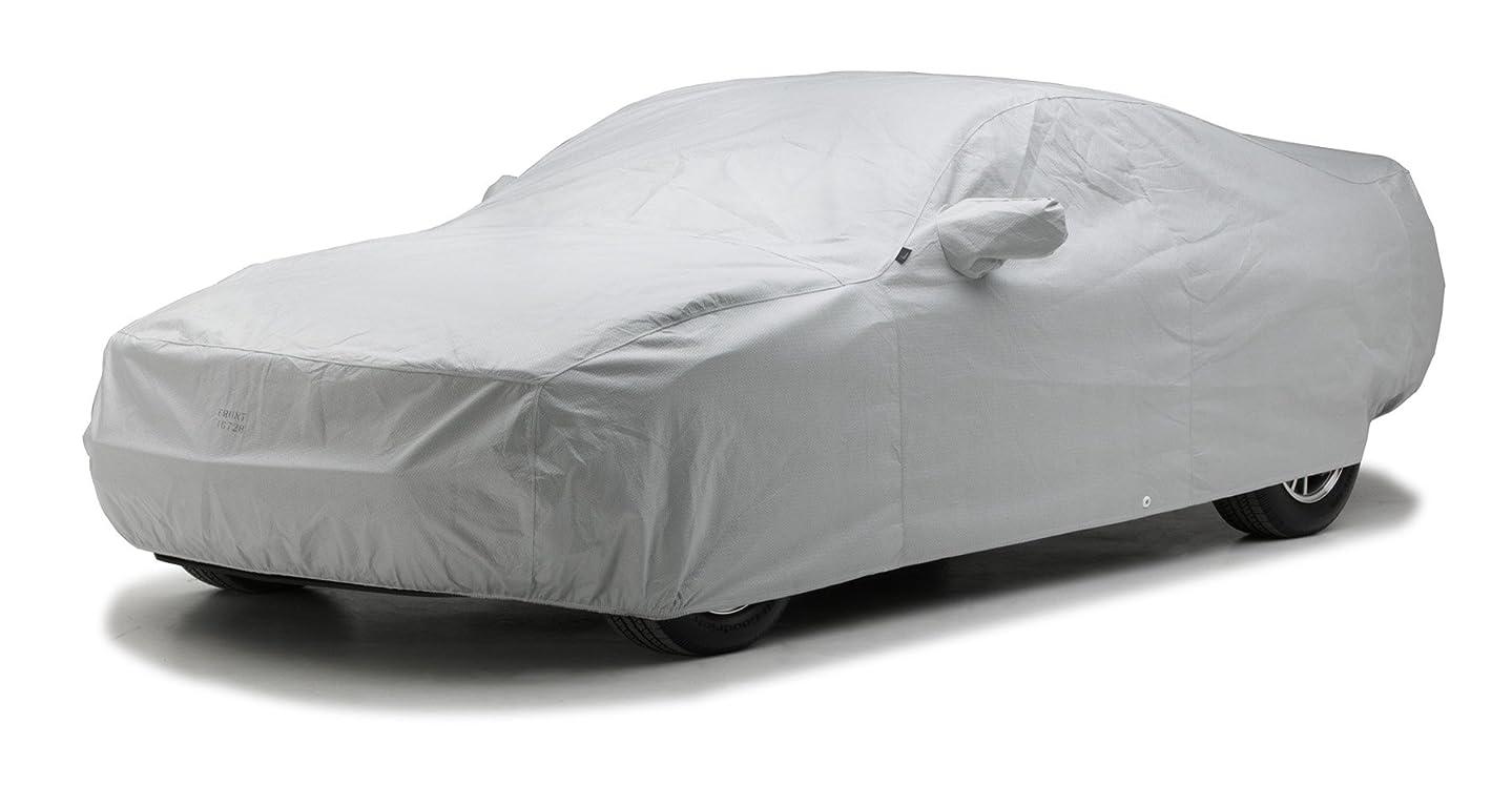 Covercraft Custom Fit Car Cover for Chevrolet and Pontiac (Noah Fabric, Gray)
