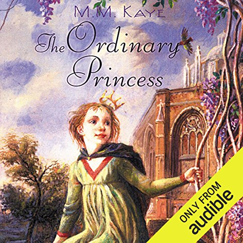 The Ordinary Princess audiobook cover art