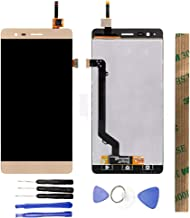 JayTong LCD Display & Replacement Touch Screen Digitizer Assembly with Free Tools for Lenovo Lemon K5 Note K52t38 a7020a48 A7020 Gold