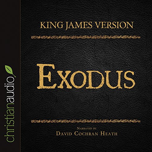 Holy Bible in Audio - King James Version: Exodus audiobook cover art