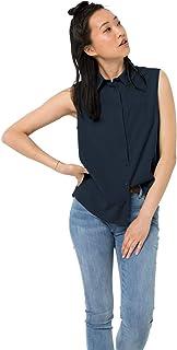Jack Wolfskin dames Sneldrogende blouse zonder mouwen. SONORA SLEEVELESS SHIRT W
