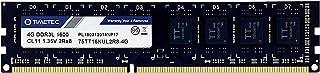 Timetec Hynix IC 4GB DDR3L 1600MHz PC3L-12800 Non ECC Unbuffered 1.35V/1.5V CL11 2Rx8 Dual Rank...