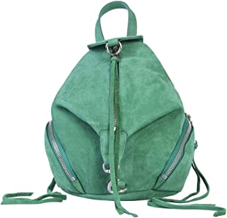 Luxury Fashion | Rebecca Minkoff Womens HH18ENUB66354 Green Backpack | Spring Summer 19
