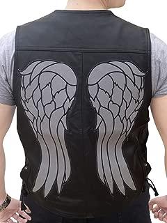 daryl dixon leather jacket