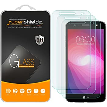 K10 Power M320TV FastSun Tempered Glass for LG M322 X Series X Charge Xfinity Mobile