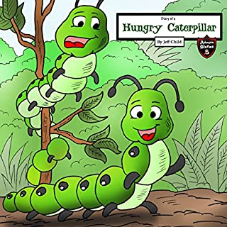 Diary of a Hungry Caterpillar audiobook cover art