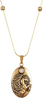 Alex and Ani Pegasus Gold 16 inches Necklace A16EN17RG