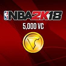 NBA 2K18: 5000 VC - PS4 [Digital Code]