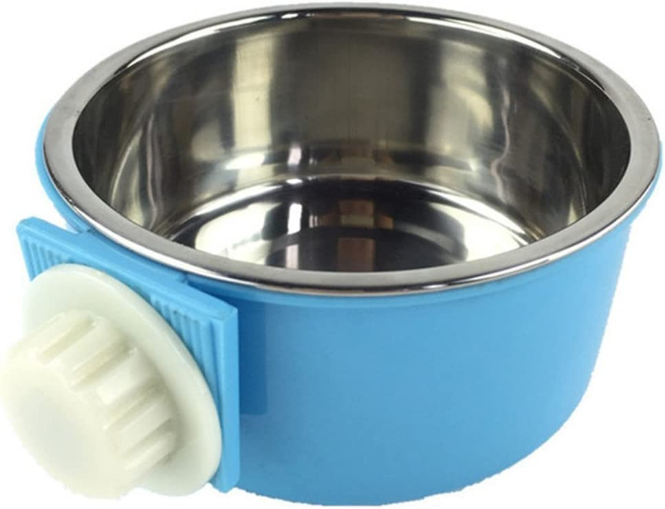 Limited price sale Creation Reservation Core Removable Pet Cage Stainless Steel Bowl Hanging Ca
