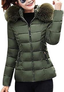 new styles 3ebf1 9b266 Amazon.it: piumini donna invernali corti
