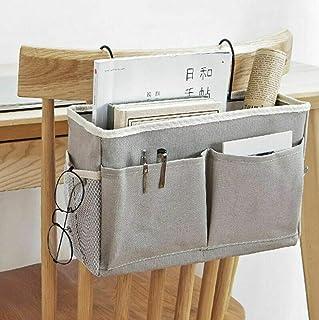 حقيبة تخزين الهاتف المحمول للسيارة بجيب جانبي السرير ملحقات صغيرة تخزين قوس متعددة الوظائف شنقا حقيبة تخزين لوازم السيارات