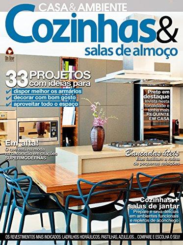 Casa & Ambiente: Cozinhas & Salas de Almoço 46 (Portuguese Edition)
