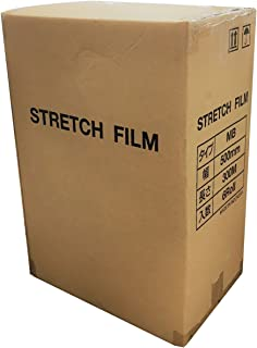 【ケース品】ストレッチフィルムMB 300m(500mm幅) 17ミクロン厚