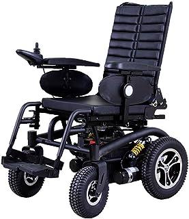 Inicio Accesorios Ancianos Discapacitados Silla de ruedas eléctrica cómoda Ancianos Batería de litio Discapacitados Silla de ruedas eléctrica Plegable portátil Silla de ruedas especial para exterio