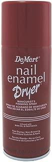 Demert Nail Enamel Dryer Spray 7.5 Ounce (221ml) (3 Pack)