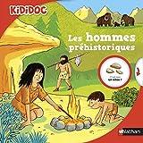 Les hommes préhistoriques - Livre animé Kididoc - Dès 5 ans (17)