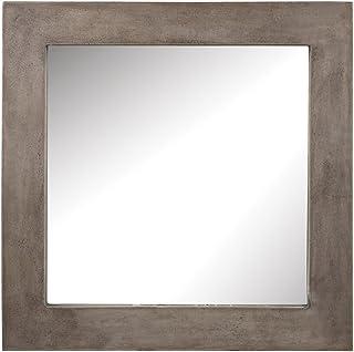 ELK Cubo Concrete Mirror,