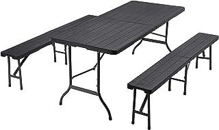 Amazon.fr : table banc pliable
