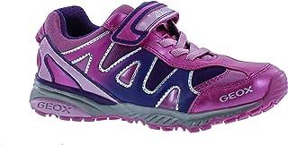 Geox Girls Bernie Breatheable Fashion Sneakers
