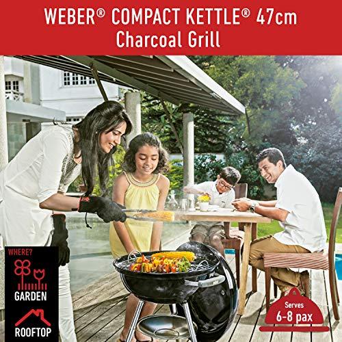 Weber(ウェーバー)『コンパクトケトルチャコールグリル』