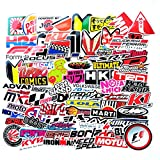 ZNMSB 100 Letras Tendencia Equipaje Trolley Maleta Maleta Graffiti Stickers Notebook Racing Car Stickers