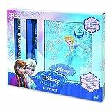 Giochi Preziosi - Frozen Gift Set Confezione Regalo con Diario, Penna, Bracciale...