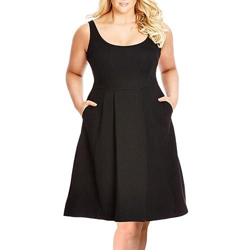 Size 22 Skater Dresses  Amazon.co.uk 4491053d0