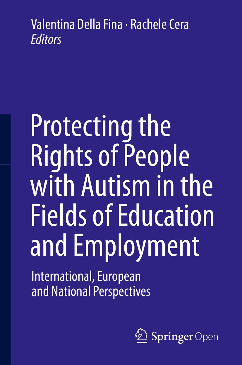 Image OfProtecting The Rights Of People With Autism In The Fields Of Education And Employment: International, European And Nationa...