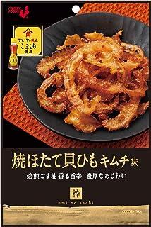 井上食品 焼ほたて貝ひもキムチ 40g ×10袋