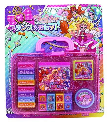 Go!プリンセスプリキュア スタンプメモセット