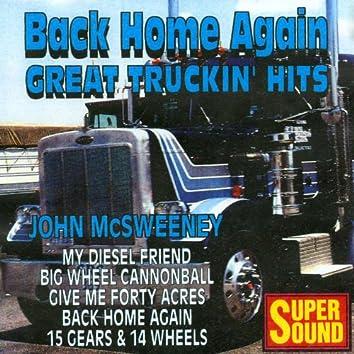 Back Home Again - Great Truckin' Hits