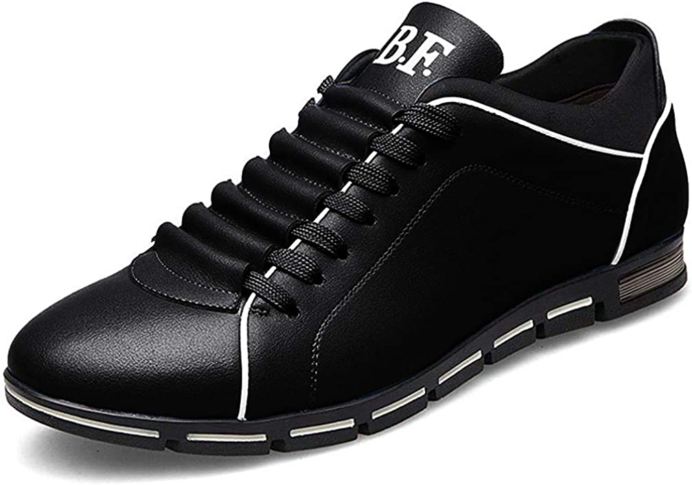 Men's Casual Oxfords PU Leather Shoes