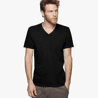 (ジェームスパース) James Perse 半袖 Vネック Tシャツ [MLJ3352] メンズ Mens ブラック [BLK]