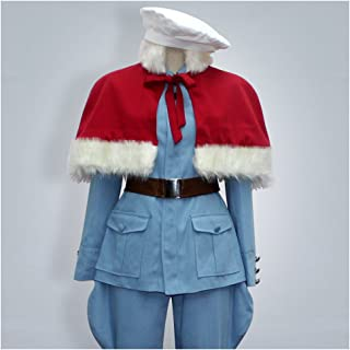 finland cosplay costume