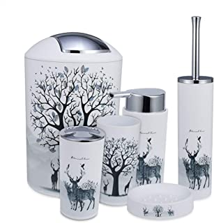 Best deer bathroom accessories Reviews