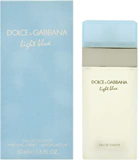 price of dolce and gabbana light blue perfume