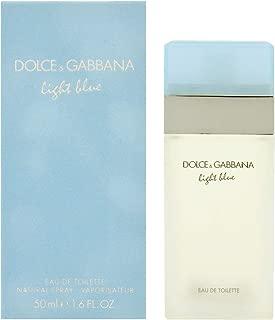 dolce gabbana light blue perfume oil