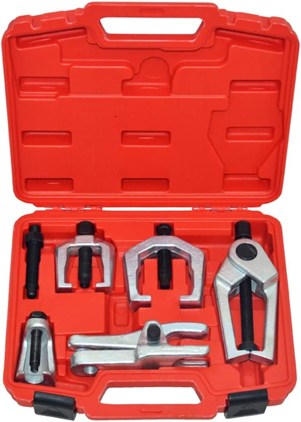 A ABIGAIL Front 1 year warranty NEW before selling ☆ End Service Tools Ball Joint Set Separator 5pcs