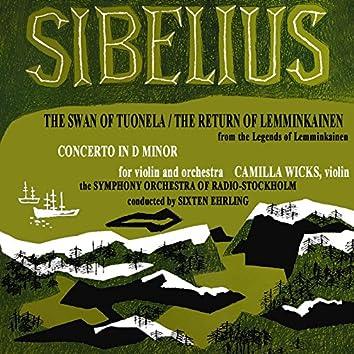 Sibelius: The Swan of Tuonela - The Return of Lemminkainen
